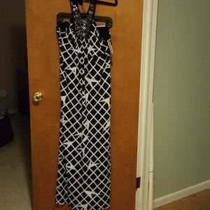Halter Dress Size L